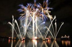 IllumiNations Fireworks at Epcot