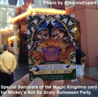 Sorcerers of the Magic Kingdom is a new activity at the Magic Kingdom.