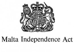 Malta gained independence from Britain on September 21st.
