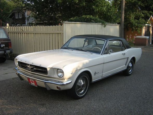 The Ford Mustang was introduced on April 17th at the New York World's Fair.