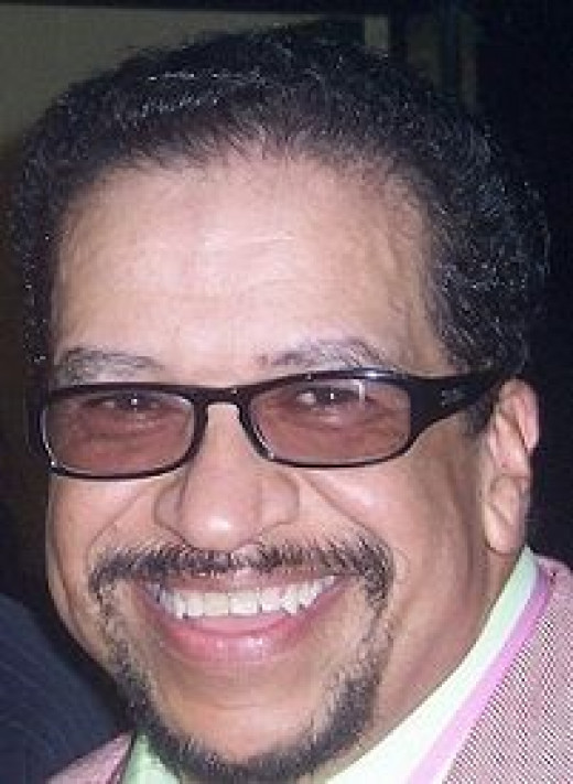 Richard Smallwood is credited on seven songs in the African-American Heritage Hymnal.
