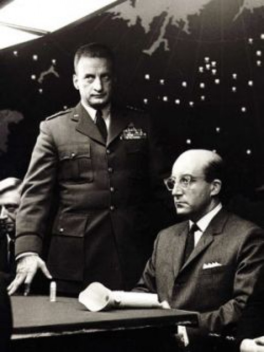 """According to Wikimedia Commons, images from the movie """"Dr. Strangelove"""" are in the public domain."""