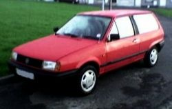 "This photo was submitted to Wikimedia Commons by Beeblebrox5000. The summary described it as ""My first car, a 1994 Volkswagen Polo 1.3 CL mk IIF hatchback."""