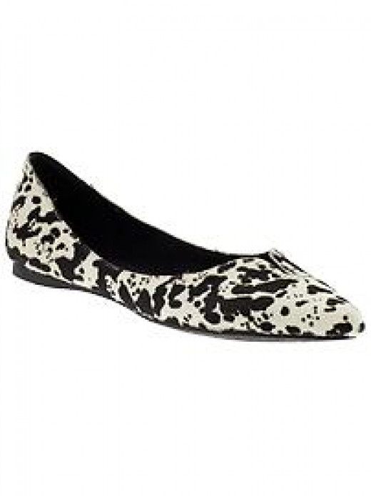 madden pointed toe flat
