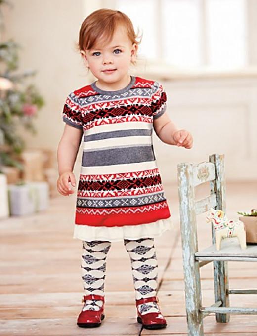 hanna andersson toddler christmas dress