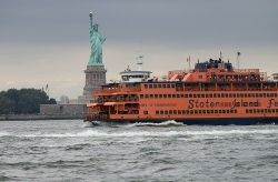 Take the ferry for a wallet-friendly peek at Lady Liberty