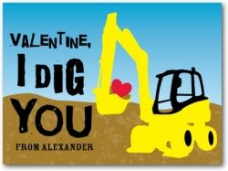 valentine I dig you