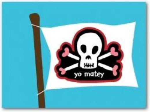 pirate valentines