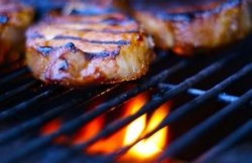 mmm, pork chops