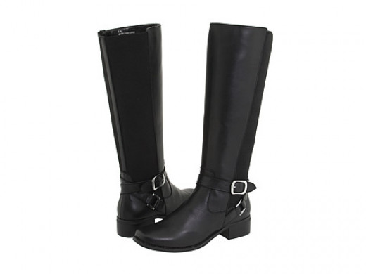 fitzwell wide calf boot