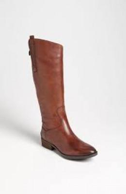 edelman penny wide calf boot