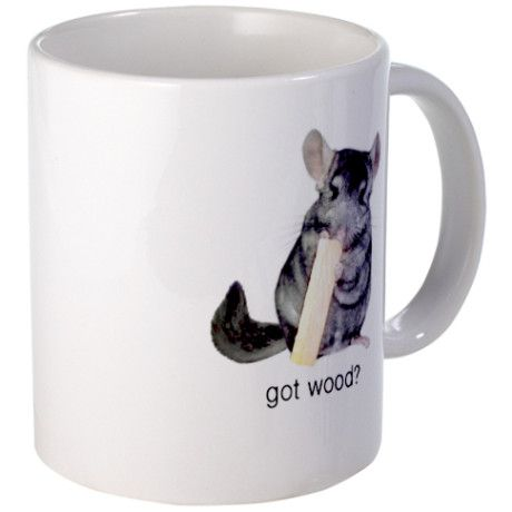 Got Wood?  Coffee Mug