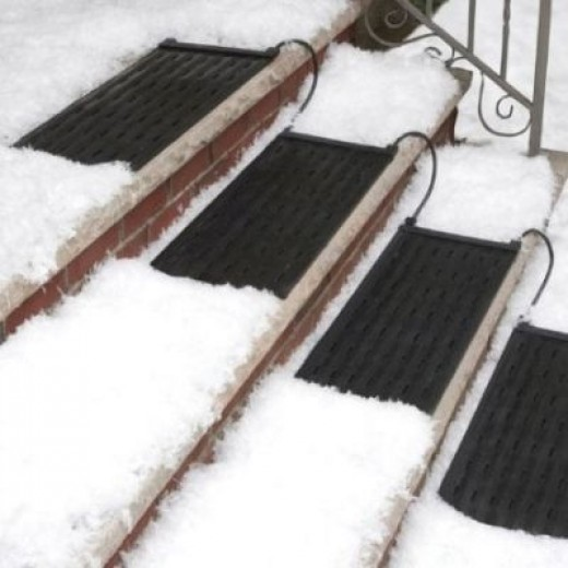 Stay Safe on Icy Steps