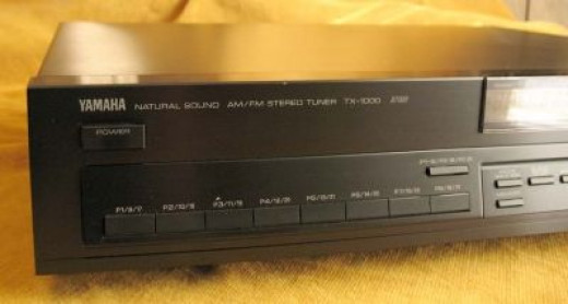 Front of the Yamaha TX-1000
