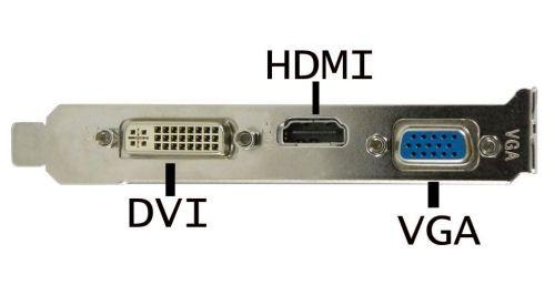 Comparison of VGA, DVI, and HDMI Ports
