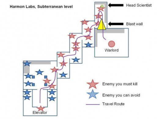 The Harmon Route (Copyright Lolcrow 2012)