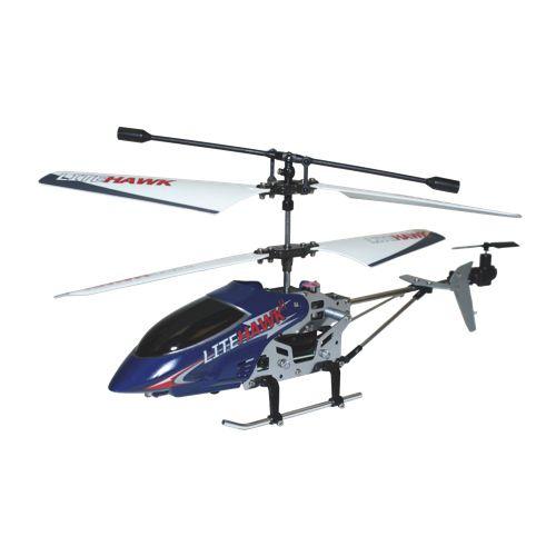 Litehawk Helicopter II