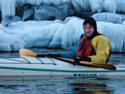 Cold Waters Do Not Mean Giving Up Winter Kayaking