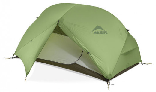 msr 2 person tent