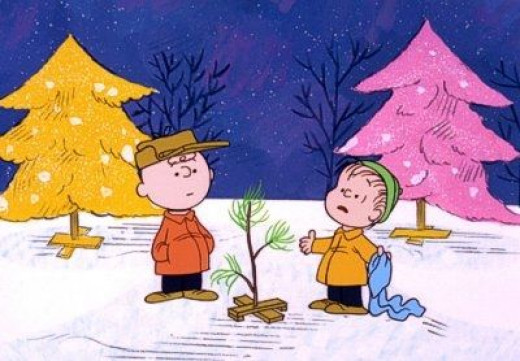 Screen Shot from A Charlie Brown Christmas