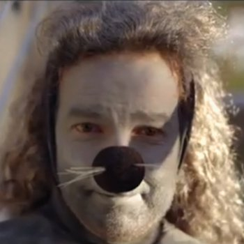 The Seal from The Fox Video by Ylvis. Screen Shot from YouTube.