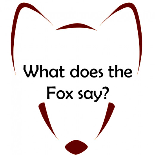 Fox Graphic © 2013 by Kirsti A. Dyer