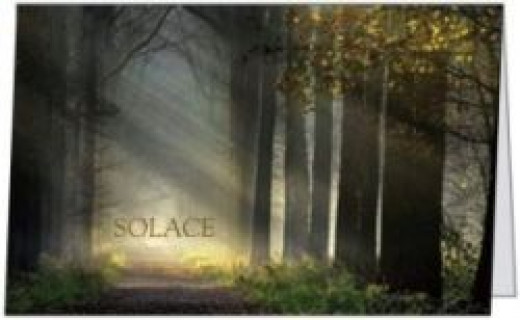 Solace Card