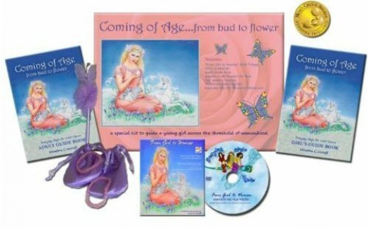 Coming of Age Menarche Kit