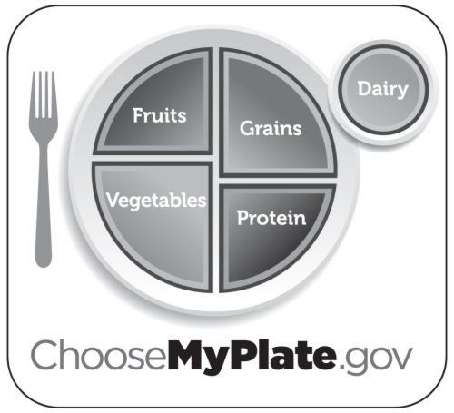 MyPlate Coloring Pages to Use HubPages