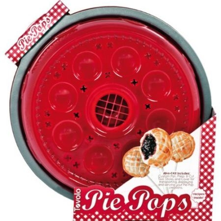 Tovolo Pie Pops Mold available on Amazon