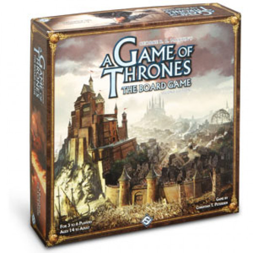 Game Of Thrones Board Game Makes A Great Christmas Gift Idea.