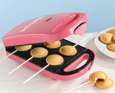 Babycakes Pie Pop Maker available on Amazon