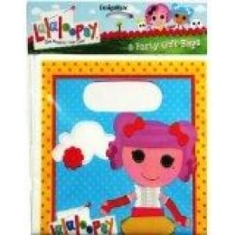 You Can Find Lots Of Ways To Give Out Lalaloopsy Party Favors.  Use Favor Bags, Favor Boxes, Or Hand Out Party Favors Like Button Lollipops.  Photo Credit:  Amazon