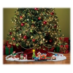 Thomas the Train: Trackmaster Thomas' Christmas Delivery will look fantastic under your tree this Christmas.  Photo Credit: Amazon