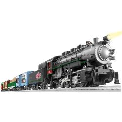 Trains And The Holiday Movie A Christmas Story Are Both Wonderful Christmas Traditions For Your Family.  Photo Credit:  Amazon