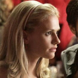 Anna Paquin as Sookie Sackhouse in the HBO series True Blood