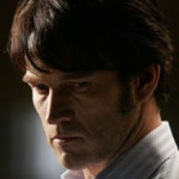 Stephen Moyer as vampire Bill Compton on the HBO series True Blood