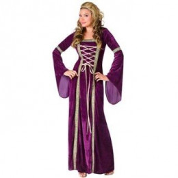 Dress Up For Halloween As A Renaissance Maiden With These Plus Size Women Costume Ideas.