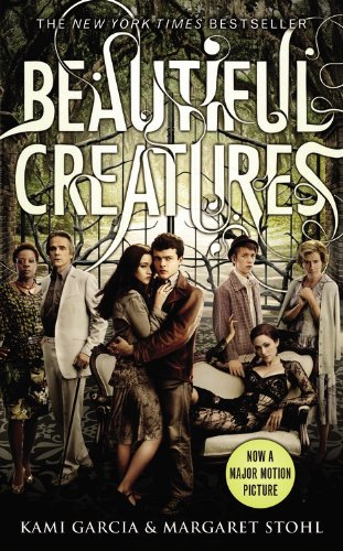 Beautiful Creatures Paperback Book Cover
