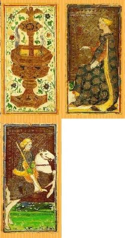 Fortune Teller Gypsy Costume Tarot Cards