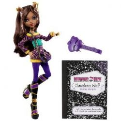Clawdeen Wolf Is A Popular Monster High Doll!