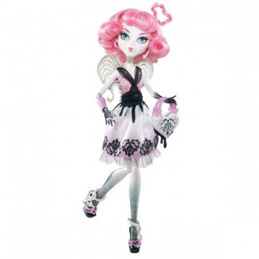 C.A. Cupid Doll From Mattel's Monster High  photo credit: Amazon
