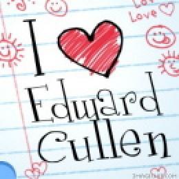 "Teenage girls ""heart"" Edward!"