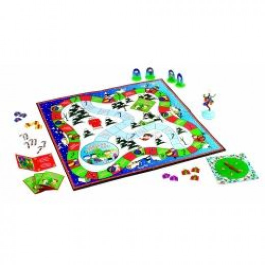 The Charlie Brown Christmas Board Game Is Popular With Kids!
