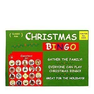 Christmas Bingo Game Fun For Everyone!
