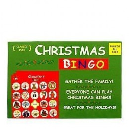 Christmas Bingo Game Fun For Everyone!