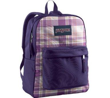 Plaid-purple-school-bags-for-tweens-and-teens