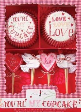 charming valentine cupcake supplies