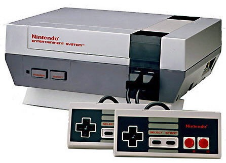 This was the firs time Nintendo made their way into living room all across America.  (image from: www.cybernetnews.com)