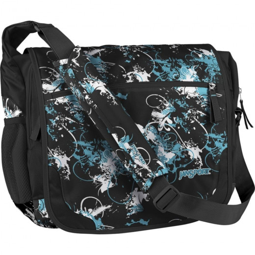 flitter messenger bag